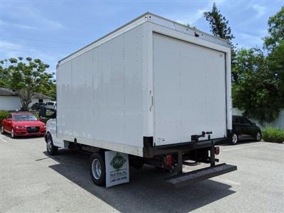 2020 GMC Savana 3500 RWD, J&B Truck Body Cutaway Van #T20326 - photo 6