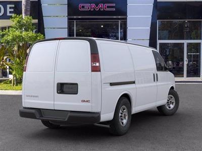 2020 GMC Savana 2500 RWD, Empty Cargo Van #T20364 - photo 2
