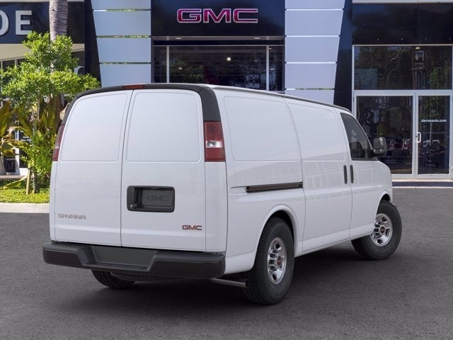 2020 GMC Savana 2500 RWD, Empty Cargo Van #T20377 - photo 2