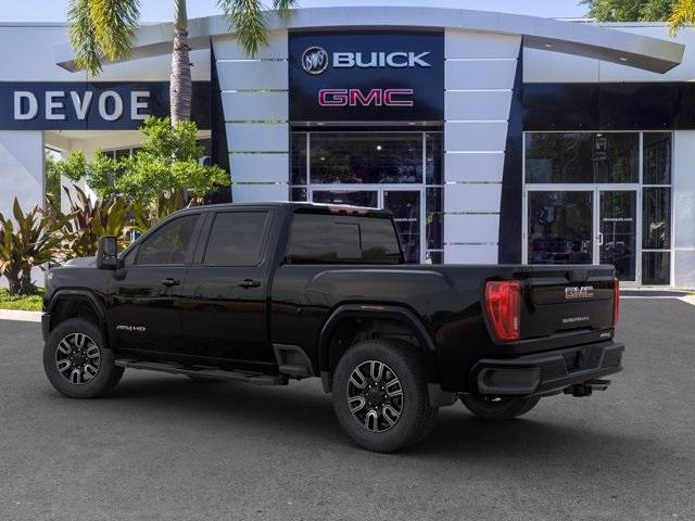2020 GMC Sierra 2500 Crew Cab 4x4, Pickup #T20384 - photo 4