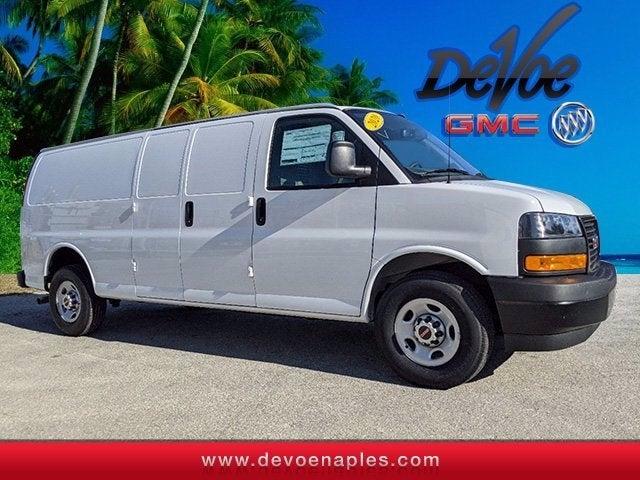2020 GMC Savana 2500 4x2, Empty Cargo Van #T20403 - photo 1