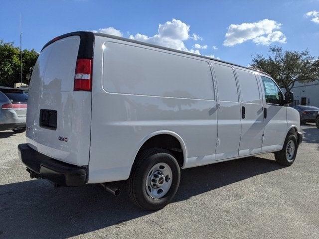 2020 GMC Savana 2500 4x2, Empty Cargo Van #T20403 - photo 2