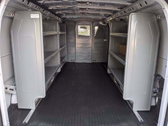 2020 GMC Savana 2500 RWD, Empty Cargo Van #T20403 - photo 11