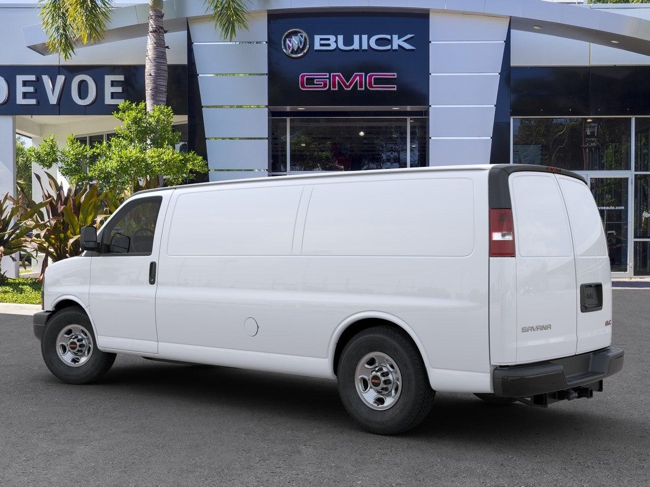 2020 GMC Savana 2500 4x2, Empty Cargo Van #T20403 - photo 29