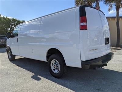 2020 GMC Savana 2500 4x2, Empty Cargo Van #T20403 - photo 6