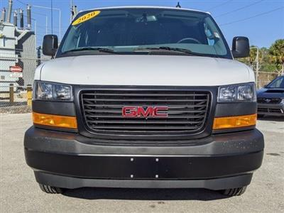 2020 GMC Savana 2500 RWD, Empty Cargo Van #T20403 - photo 8