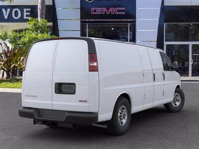 2020 GMC Savana 2500 RWD, Empty Cargo Van #T20403 - photo 2
