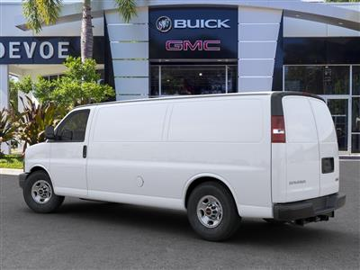 2020 GMC Savana 2500 RWD, Empty Cargo Van #T20403 - photo 29