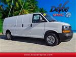 2020 GMC Savana 2500 RWD, Empty Cargo Van #T20403 - photo 1