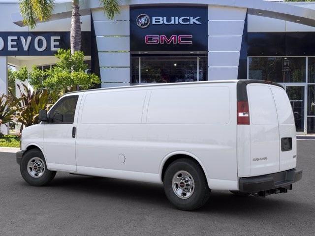 2020 GMC Savana 2500 RWD, Empty Cargo Van #T20404 - photo 4