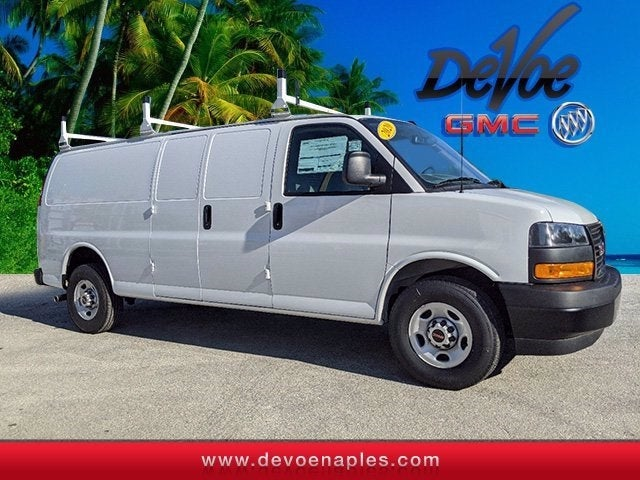 2020 GMC Savana 2500 RWD, Empty Cargo Van #T20404 - photo 1