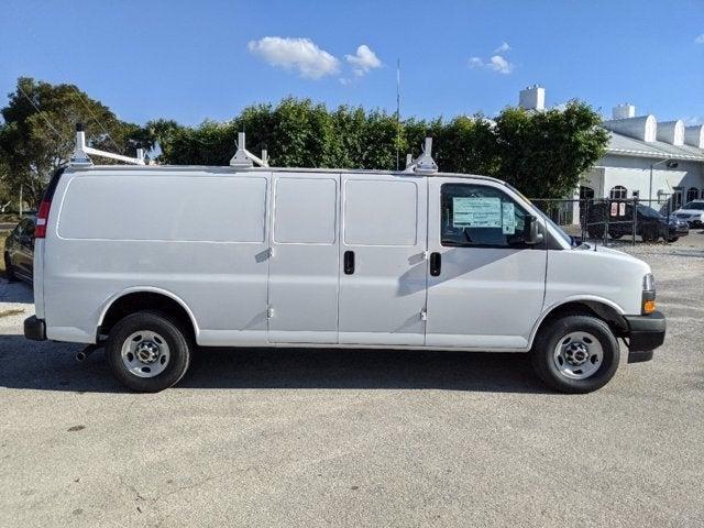 2020 GMC Savana 2500 4x2, Upfitted Cargo Van #T20404 - photo 5