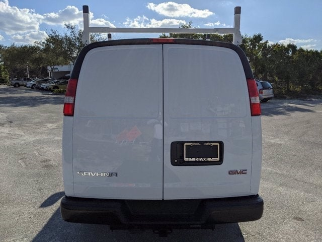 2020 GMC Savana 2500 RWD, Empty Cargo Van #T20404 - photo 5