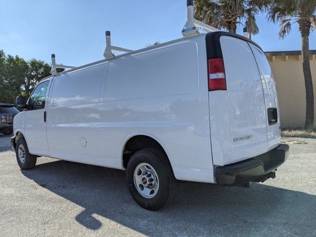 2020 GMC Savana 2500 RWD, Empty Cargo Van #T20404 - photo 6