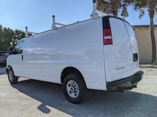2020 GMC Savana 2500 4x2, Upfitted Cargo Van #T20404 - photo 7