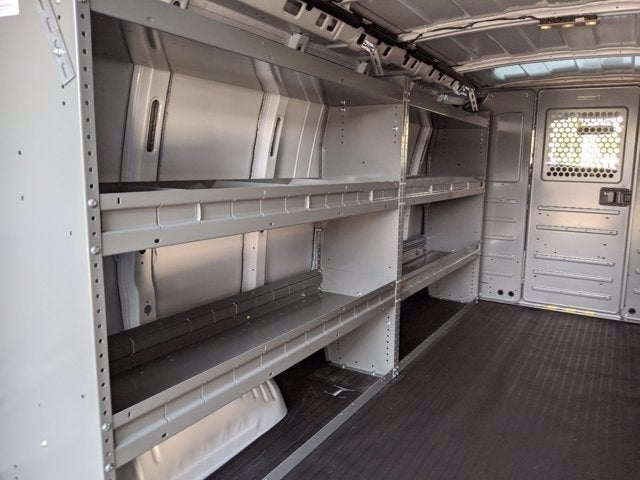 2020 GMC Savana 2500 RWD, Empty Cargo Van #T20404 - photo 13