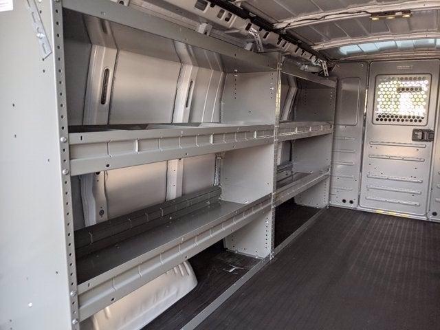 2020 GMC Savana 2500 4x2, Upfitted Cargo Van #T20404 - photo 13