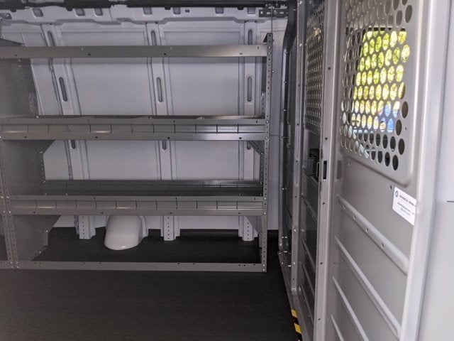 2020 GMC Savana 2500 4x2, Upfitted Cargo Van #T20404 - photo 14