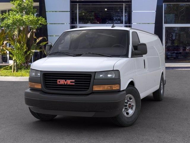 2020 GMC Savana 2500 RWD, Empty Cargo Van #T20404 - photo 6