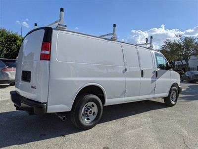 2020 GMC Savana 2500 RWD, Empty Cargo Van #T20404 - photo 2