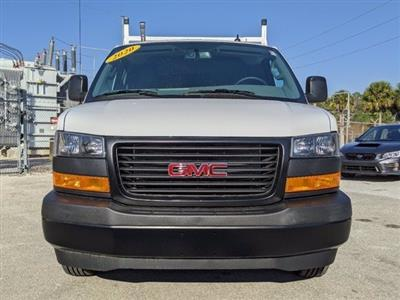 2020 GMC Savana 2500 RWD, Empty Cargo Van #T20404 - photo 8