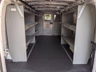 2020 GMC Savana 2500 4x2, Upfitted Cargo Van #T20404 - photo 2