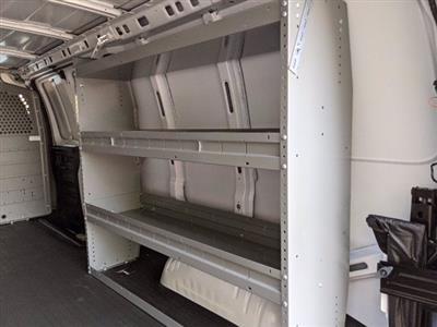 2020 GMC Savana 2500 4x2, Upfitted Cargo Van #T20404 - photo 12