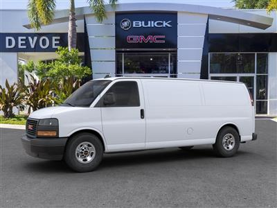 2020 GMC Savana 2500 RWD, Empty Cargo Van #T20404 - photo 28