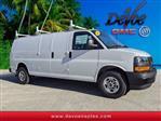 2020 GMC Savana 2500 4x2, Upfitted Cargo Van #T20404 - photo 1