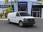 2020 GMC Savana 2500 RWD, Empty Cargo Van #T20404 - photo 27