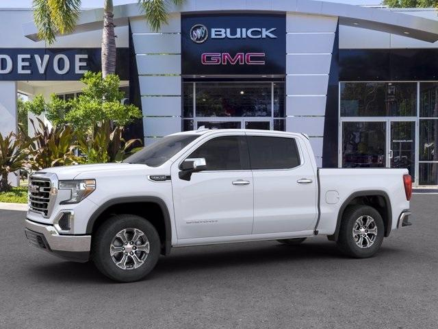 2020 GMC Sierra 1500 Crew Cab RWD, Pickup #T20409 - photo 3