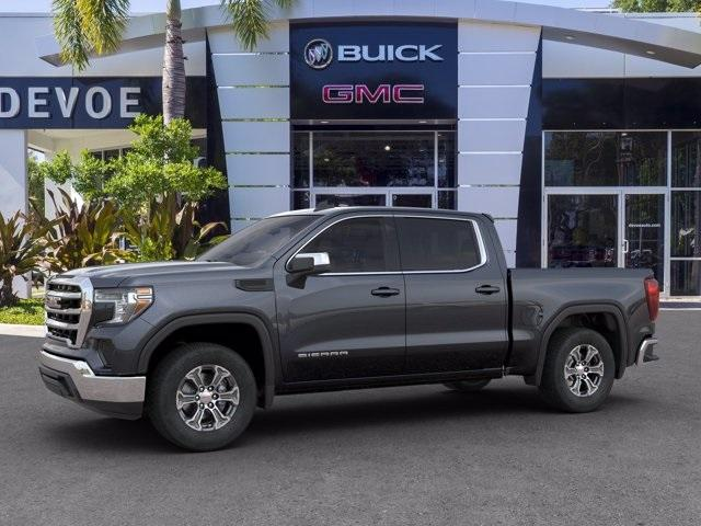 2020 GMC Sierra 1500 Crew Cab RWD, Pickup #T20424 - photo 3