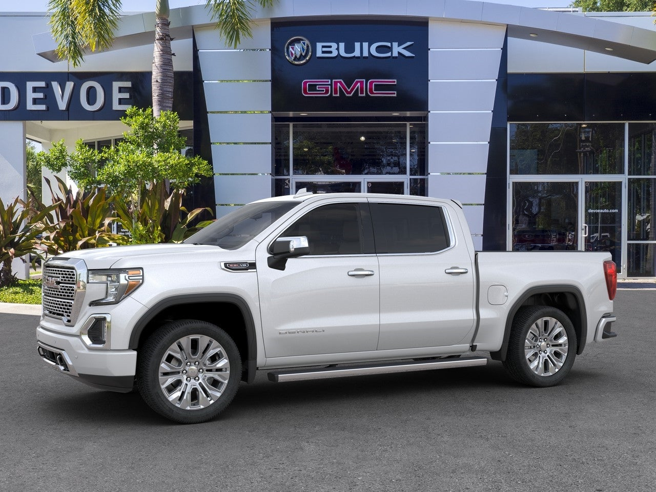 2020 GMC Sierra 1500 Crew Cab 4x4, Pickup #T20433 - photo 3