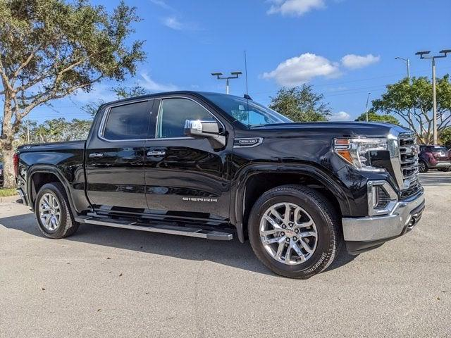 2020 GMC Sierra 1500 Crew Cab 4x4, Pickup #T20441 - photo 3