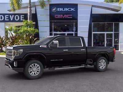 2020 GMC Sierra 2500 Crew Cab 4x4, Pickup #T20450 - photo 3