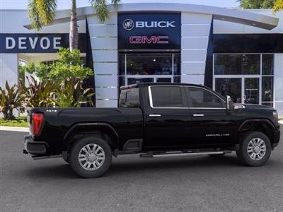 2020 GMC Sierra 2500 Crew Cab 4x4, Pickup #T20450 - photo 5
