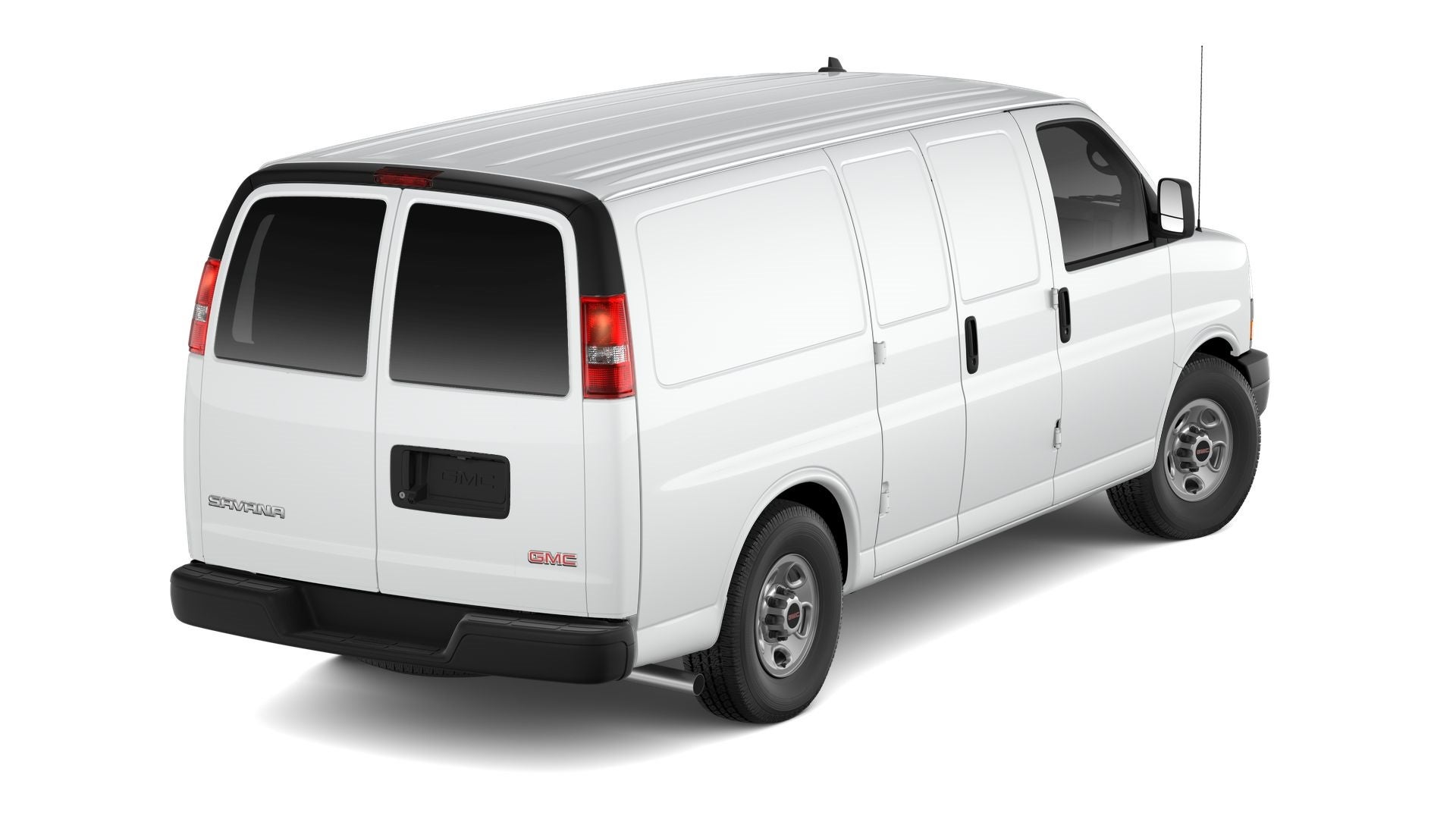 2020 GMC Savana 2500 RWD, Empty Cargo Van #T20457 - photo 19