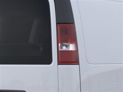2020 GMC Savana 2500 RWD, Empty Cargo Van #T20457 - photo 9