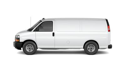 2020 GMC Savana 2500 RWD, Empty Cargo Van #T20457 - photo 17