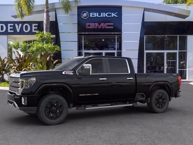 2020 GMC Sierra 2500 Crew Cab 4x4, Pickup #T20467 - photo 3