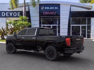 2020 GMC Sierra 2500 Crew Cab 4x4, Pickup #T20467 - photo 4