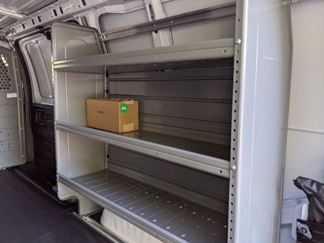 2020 GMC Savana 2500 4x2, Upfitted Cargo Van #T20478 - photo 13