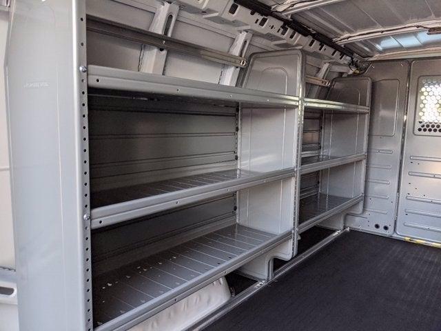 2020 GMC Savana 2500 RWD, Empty Cargo Van #T20478 - photo 13