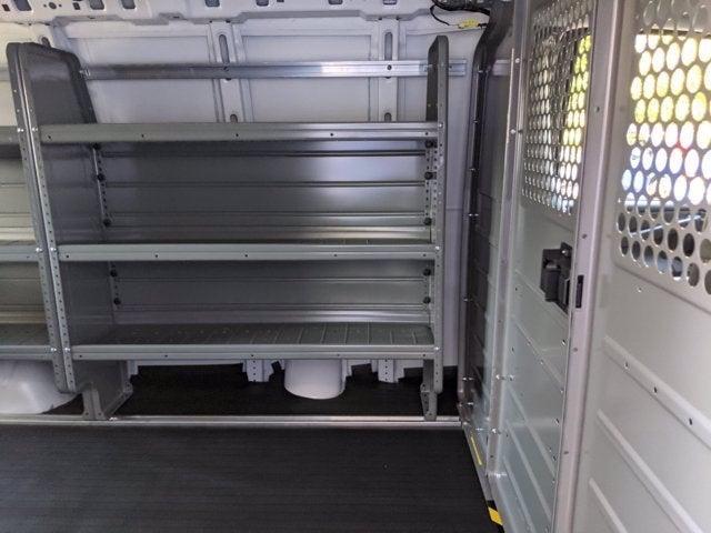 2020 GMC Savana 2500 RWD, Empty Cargo Van #T20478 - photo 14