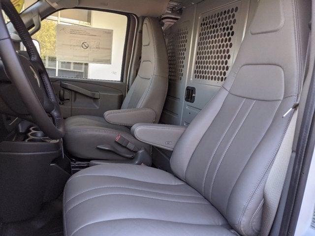 2020 GMC Savana 2500 RWD, Empty Cargo Van #T20478 - photo 19