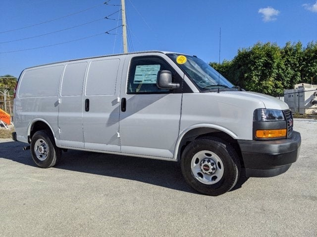 2020 GMC Savana 2500 4x2, Upfitted Cargo Van #T20478 - photo 5