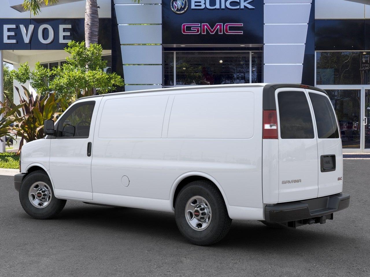2020 GMC Savana 2500 RWD, Empty Cargo Van #T20478 - photo 28