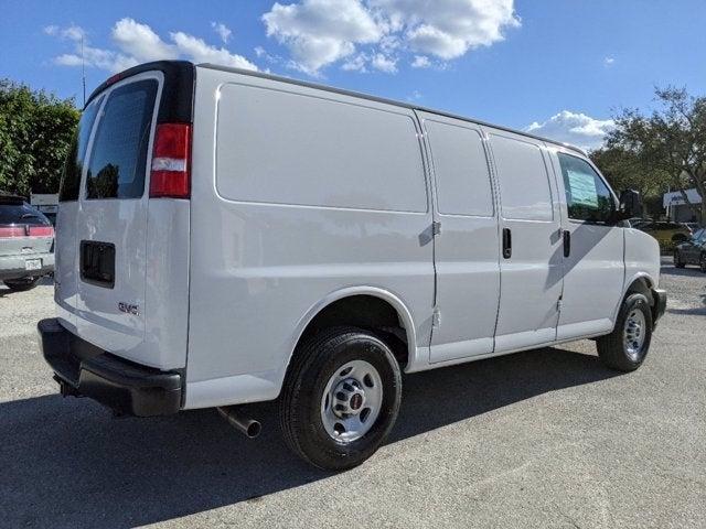 2020 GMC Savana 2500 RWD, Empty Cargo Van #T20478 - photo 2