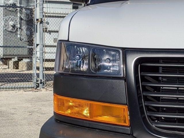 2020 GMC Savana 2500 RWD, Empty Cargo Van #T20478 - photo 8