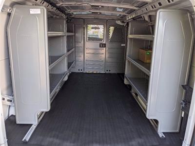 2020 GMC Savana 2500 RWD, Empty Cargo Van #T20478 - photo 11